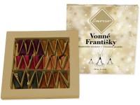 Františky vánoční 36ks 6 vůní