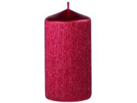 Drápaná válec 60x120 Perla červená svíčka