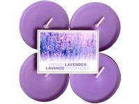 Bolsius NR Čajové Maxi 8ks French Lavender vonné svíčky