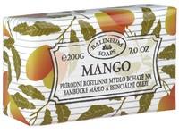Mýdlo 200g Mango přírodní s bambuckým máslem