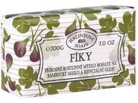 Mýdlo 200g Fíky přírodní s bambuckým máslem