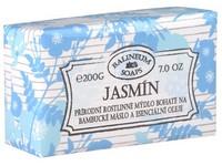 Mýdlo 200g Jasmín přírodní s bambuckým máslem