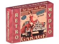 Mýdlo 40g Retro pro muže v krabičce