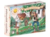 Mýdlo 40g Zahradnické v krabičce