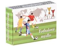 Mýdlo 40g Fotbalové v krabičce