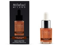 MF.Natural Aroma olej 15ml/Vanilla & Wood     09/19;02/20;11/20