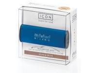 Millefiori Icon Legni & Spezie vůně do auta Classic modrá