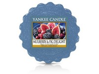 YANKEE CANDLE MULBERRY & FIG DELIGHT VONNÝ VOSK DO AROMALAMPY