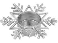 YANKEE CANDLE TWINKLING SNOWFLAKE SVÍCEN NA ČAJOVOU SVÍČKU VLOČKA
