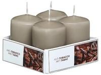 Bolsius NR Válec 4ks 40x60 Anti-tabacco vonná svíčka