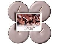 Bolsius NR Čajové Maxi 8ks Anti-tobacco vonné svíčky