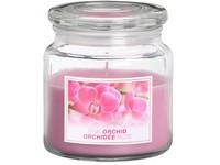 Bolsius NR Sklo 100x110 Pink Orchid vonná svíčka