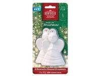 ScentSicles Winter White Fir (zasněžená jedlička) vonný anděl