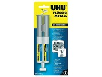 UHU PLUS metall EPOXY 24 ml/28 g