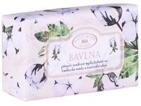 Mýdlo 200g Bavlna přírodní s bambuckým máslem