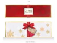 YC.Flat Pack Christmas/krabička na 10 ks vosků