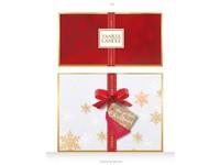 YC.Flat Pack Christmas/krabička na 2 ks sklo střední