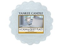 YANKEE CANDLE A CALM & QUIET PLACE VONNÝ VOSK K DO AROMALAMPY