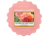 YANKEE CANDLE SUN-DRENCHED APRICOT ROSE VONNÝ VOSK DO AROMALAMPY