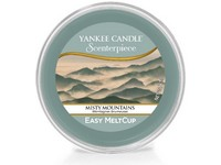 YANKEE CANDLE SCENTERPIECE MELTCUP VOSK MISTY MOUNTAINS