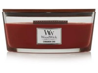 WoodWick Cinnamon Chai svíčka loď