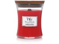 WoodWick Crimson Berries váza střední