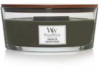 WoodWick Frasier Fir svíčka loď