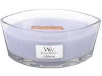 WoodWick Lavender Spa svíčka loď