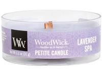 Woodwick Lavender Spa svíčka petite
