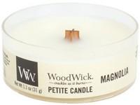 Woodwick Magnolia svíčka petite