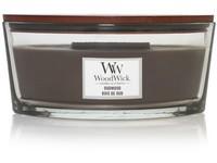 WoodWick Oudwood svíčka loď