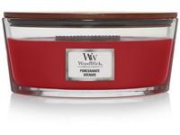 WoodWick Pomegranate svíčka loď