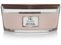 WoodWick Sea Salt & Vanilla svíčka loď