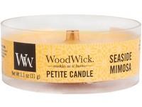 Woodwick Seaside Mimosa svíčka petite