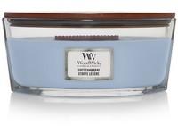 WoodWick Soft Chambray svíčka loď