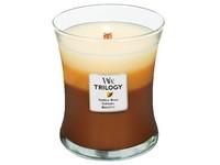 WoodWick Trilogy Café Sweets váza střední