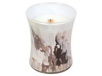 Woodwick Artisan Honey Tabac váza střední