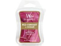 WoodWick Artisan Red Currant & Cedar vonný vosk