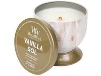 WoodWick Artisan Vanilla Sol svíčka kalíšek