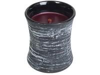 Woodwick Black Schell Black Cherry váza malá