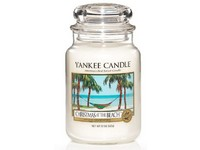 VONNÁ SVÍČKA YANKEE CANDLE CHRISTMAS AT THE BEACH CLASSIC VELKÝ