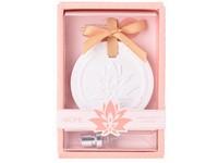 AROME Jílový difuzér v papírové krabičce s příveskem 10 ml /Sandalwood & Rose
