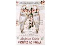 Vonítko do prádla Andělská křídla