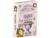 Mýdlo 40g Levandule a citrón v krabičce