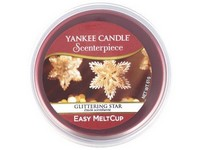 YANKEE CANDLE SCENTERPIECE MELTCUP VOSK GLITTERING STAR