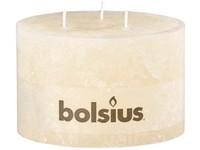 Bolsius Rustik 140x90 3 knoty /sl. Kost