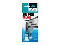 BISON SUPER GLUE CONTROL 3 g