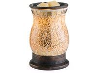 Candle Warmers elektrická aromalampa ILLUMINATION Gilded Glass