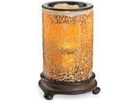 Candle Warmers elektrická aromalampa ILLUMINATION Crackled Amber