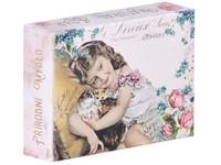 Mýdlo 40g Děvčátko, v krabičce